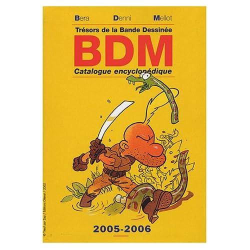 Trésors de la bande dessinée 2005-2006