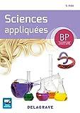 Sciences appliquées BP coiffure élève