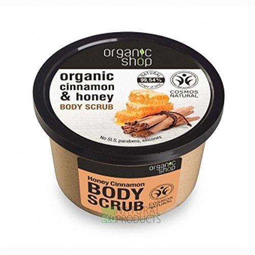 Organic Shop Miel Canela Exfoliante Corporal - 250