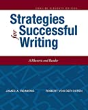 Strategies for Successful Writing, Concise Edition (11th Edition) by James A. Reinking (2016-01-15)