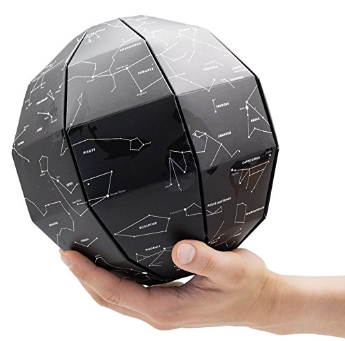 Star Globe, Personalisierte Glow in the Dark Constellations Globe, Reisegeschenk - Luckies of London - Star Globe