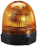 HELLA 2RL 009 506-201 Rundumkennleuchte Rota Compact, Anbau, 12 V, gelb