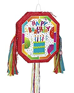 Fiesta de cumpleaños único Jamboree Tire Cadena Piñata