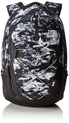 The North Face Unisex Rucksack Jester, 26 liters Schwarz/Grau/Tnfwmtcp/Mtlsvr