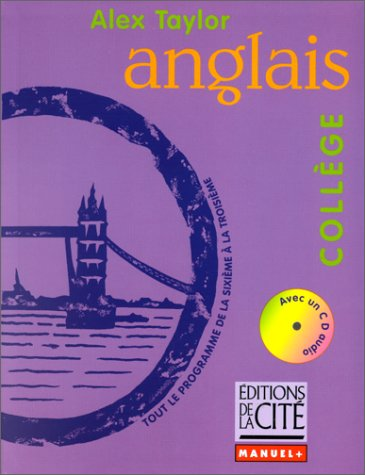 ANGLAIS COLLEGE (Ancienne Edition)