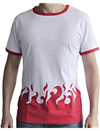 NARUTO SHIPPUDEN - Tshirt 4th Hokage homme MC white