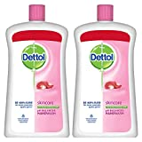 #9: Dettol Skincare Liquid Soap Jar - 900 ml (Pack of 2)