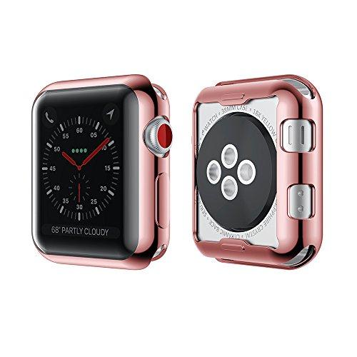 NotoCity Compatible Apple Watch Funda TPU Protectora