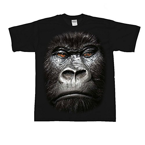 Gorilla t-shirts the best Amazon price in SaveMoney.es d2fc34f7a794
