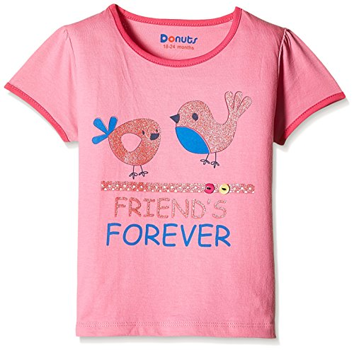 Donuts Baby Girls' T-Shirt