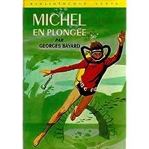 Michel en plongée