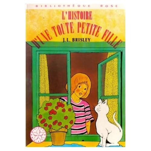 L'histoire d'une toute petite fille, illustrations de simone baudoin