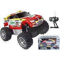 Price comparsion for Rastar Radio Remote Control Mitsubishi Motors Paris Dakar Pajero Evolution Model 1:18 Scale