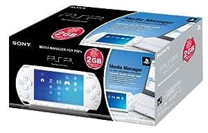 Console PSP Giga Pack White 2 Go