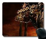 Beliebte Custom entworfen Gaming Maus Pad mit Fallout Fallout (3) rutschfestem Neopren Gummi Standard Größe 22,9cm (220mm) X 17,8cm (180mm) X 1/8(3mm) Mauspad Color 04