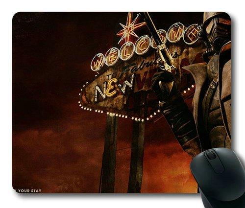 Beliebte Custom entworfen Gaming Maus Pad mit Fallout Fallout (3) rutschfestem Neopren Gummi Standard Größe 22,9cm (220mm) X 17,8cm (180mm) X 1/8(3mm) Mauspad Color 04 -