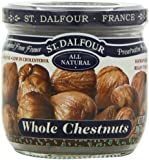 St Dalfour Whole Chestnuts 200 g (Pack of 3)