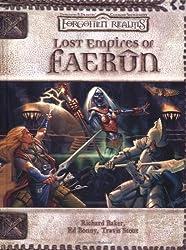 Lost Empires of Faerun (Forgotten Realms Accessories)