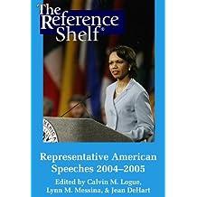 Representative Amer Spee-04-05 (Representative American Speeches)
