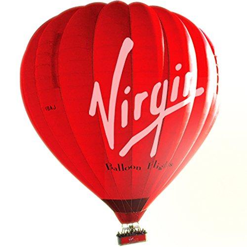 Virgin Ballon Flights '7Tag jederzeit' Hot Air Balloon Ride für zwei (Zum Rote Luftballons Verkauf)
