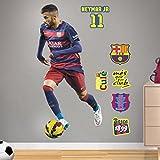 Ambiance-Live Sticker FC Barcelone - Neymar 120cm