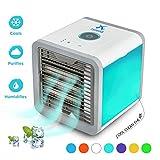 Tragbare Klimaanlage Luftkühler für Büro/Raum, Mini Mobiles Verdunstungs...