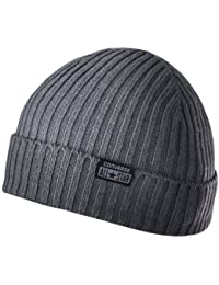 CONVERSE Chilled Beanie 410557 charcoal
