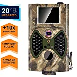 Best Game Cameras - Distianert 12MP 720P Infrared Game&Trail Camera Low Glow Review