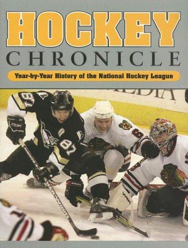 Hockey Chronicle: Year-By-Year History of the National Hockey League por Morgan Hughes