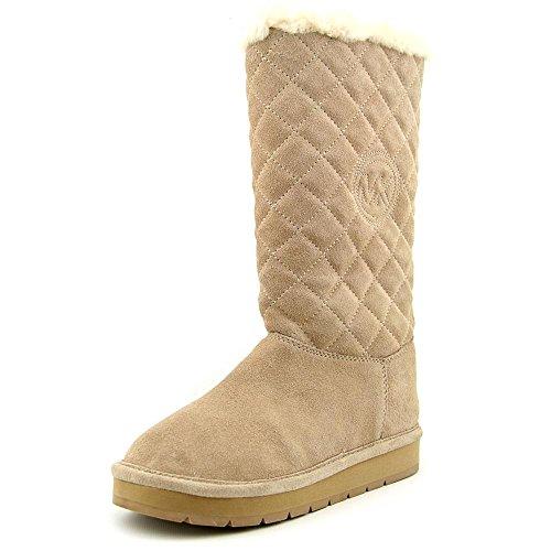 Michael Michael Kors Sandy Quilted Boot Daim Botte d'hiver Dk Khaki