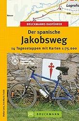 Bruckmanns Radführer Der Spanische Jakob