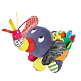 Luccase Plüschtier Musik Spielzeug Nette Elefant Glocke Rasseln Spielzeug Gedanken Plüsch...