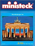 Ministeck 31861 - Brandenburger Tor, ca. 8700 Steine und Zubehör