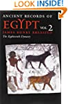 Ancient Records of Egypt: The Eightee...