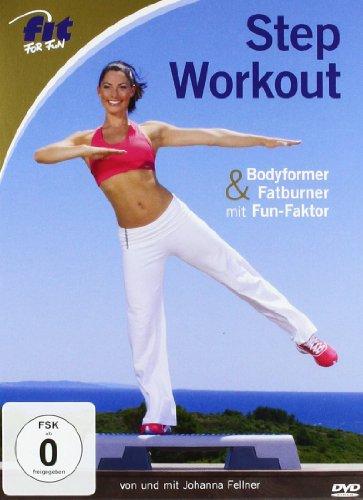 Fit for Fun – Step Workout – Bodyformer & Fatburner mit Fun-Faktor