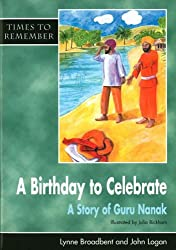A Birthday to Celebrate - Pupil Book: A Story of Guru Nanak: Pupils' Book (Times to Remember)