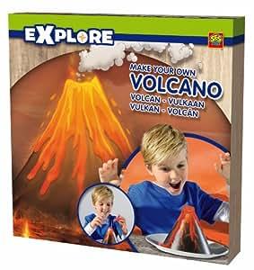 Explore - Volcan