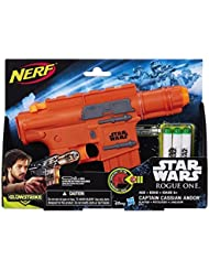 Hasbro Star Wars B7764EU4 Star Wars Rogue One Blaster - Captain Cassian Andor, Spielzeugblaster