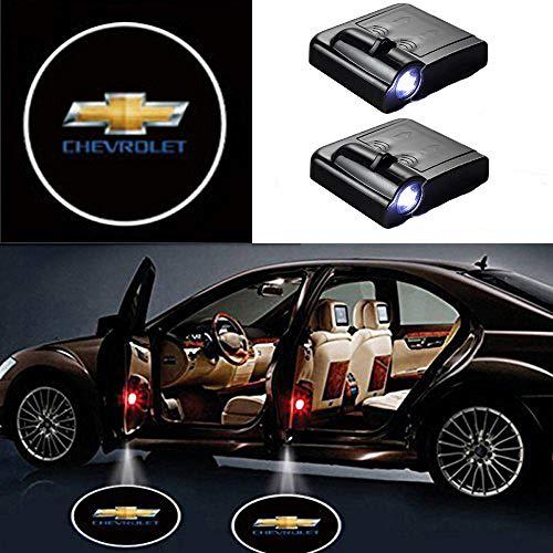 (2 Stücke Drahtlose Autotür Led Willkommen Laser Projektor Logo Licht Geist Schatten Licht Lampe Logos)