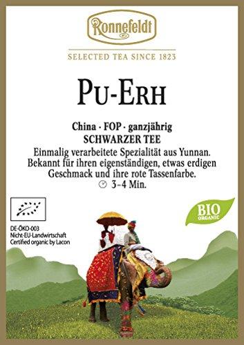 Ronnefeldt – Pu-Erh – Bio – Schwarzer Tee aus China