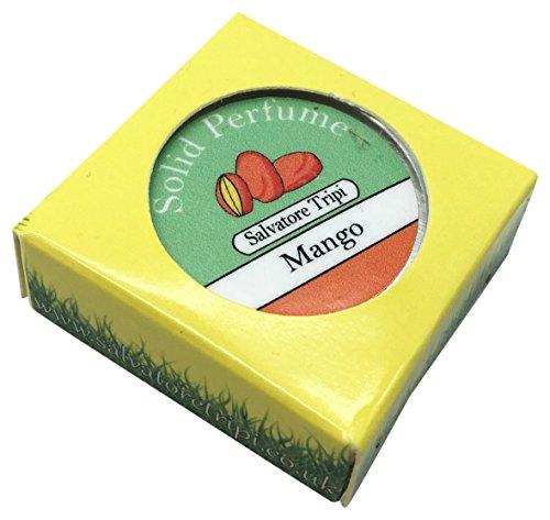 salvatoretripi mango natural sólido Perfume 10G italiano receta