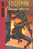 Where Flies the Beetle!: Guest-Starring the Human Torch (Spider-man)