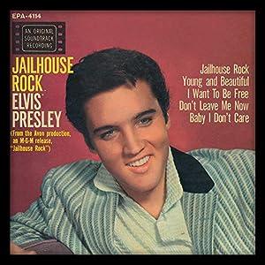 Elvis Presley 599386031 - Album Frame - Jailhouse Rock