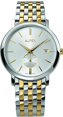 Watch Alfex Men Steel and Plated 5703/041