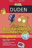 Duden Basiswissen Grundschule: Englisch