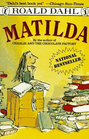 Book cover for Matilda