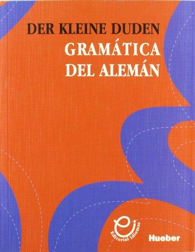 Der kleine duden - gramatica del Alemán