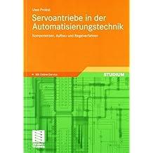 Servoantriebe in der Automatisierungstechnik: Komponenten, Aufbau und Regelverfahren