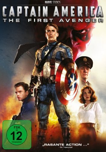 Bild von Captain America: The First Avenger