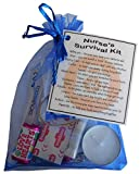 Nurse's Survival Kit - Great gift to thank a Nurse (alternative to a card) - nurse gift, gift for nurse, nurse present, present for nurse, thank you gift for nurse